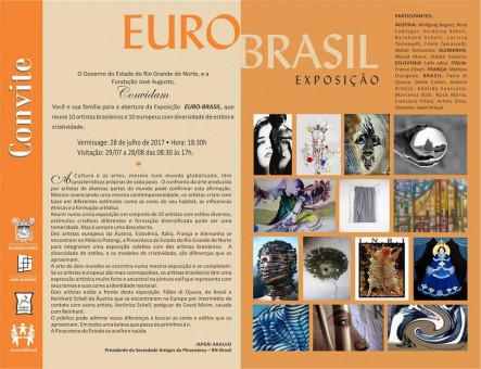 Ausstellung in Brasilien
